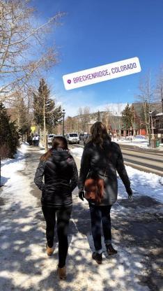 Wandering through Breckenridge